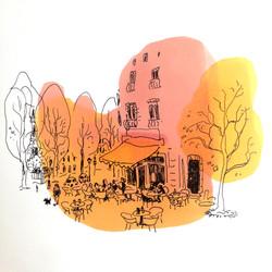 terrasse_café_orange