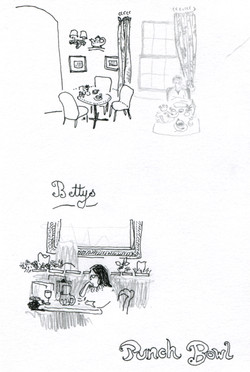 croquis Bettys&Punch Bowl