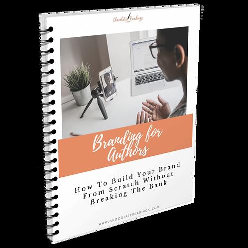Brand Your Author Platform Workbook
