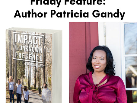 Friday Feature: Author Patricia Gandy