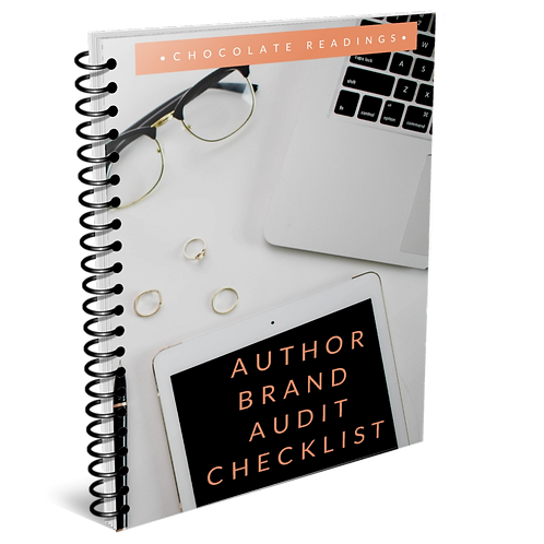 Author Brand Audit Checklist