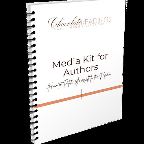 Media Kit for Authors
