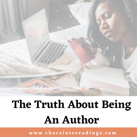 The Truth About Being An Author