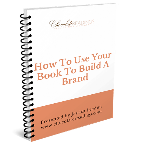 How To Turn Your Book Into A Brand