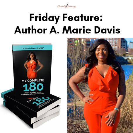 Friday Feature: Author A. Marie Davis