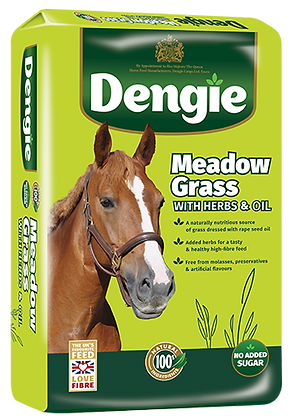 DENGIE MEADOW GRASS WITH HERB