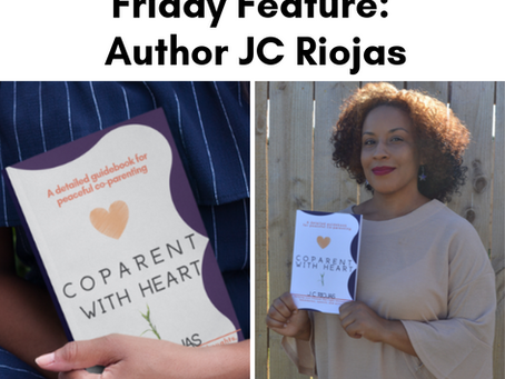 Friday Feature:  Author JC Riojas