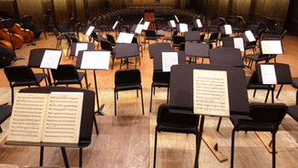 Orchestra Students in Columbus Youth Symphony