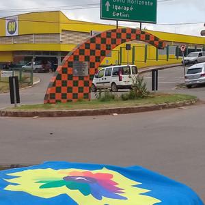 Nación Pachamama em Brumadinho/MG