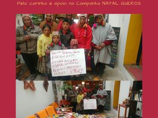 Gracias: Natal Q'ueros