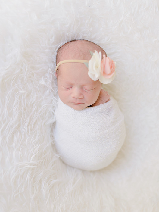 Elk Grove Newborn Photographer - Sacrmento - Northern California - Smitten Photography