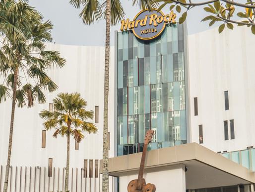 Hard Rock Hotel - Penang, Malaysia