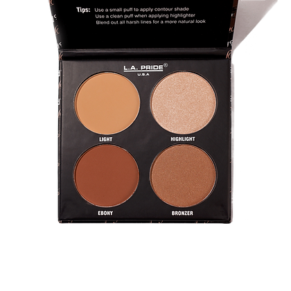 Dry Contour and Highlight Palette