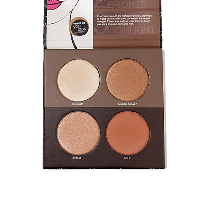 Glow Kit Bronze Architect Palette