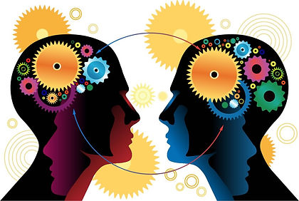 Mental-Health-two-profile-heads-with-gea
