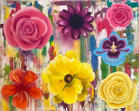You make me bloom
