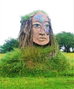 B goddess eriu