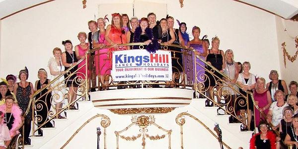 Kingshill Holidays via linedancer radio