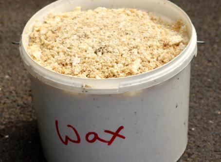 A matter of wax.