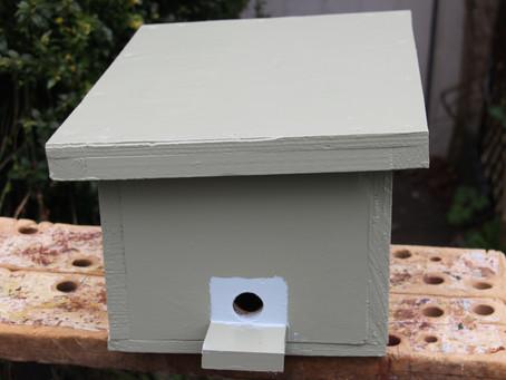 Bumblebee Nest Box.
