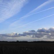 Caulcott sky.