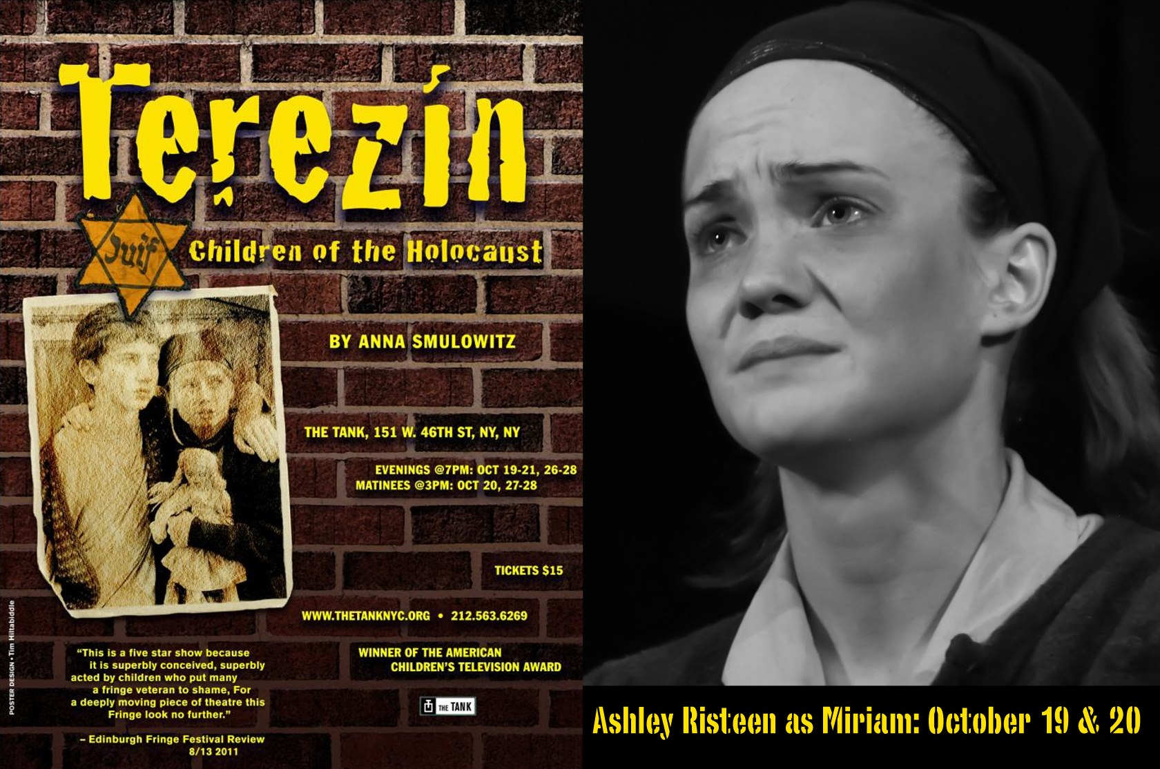 """Terezin: Children of the Holocaust"""