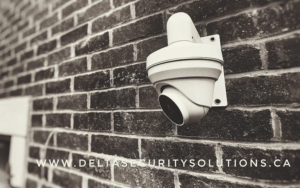 Security video surveillance installations in Toronto