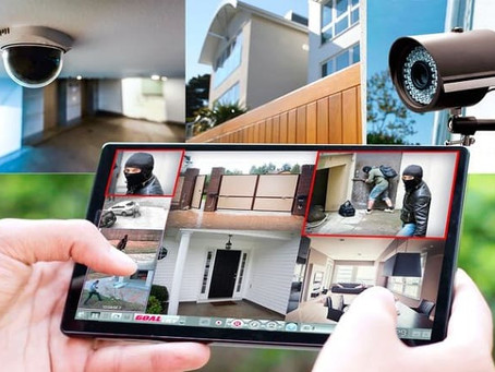 How can you make your house or business burglar-proof?