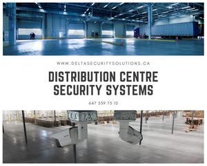 Delta Security Solutions : Security cameras installation