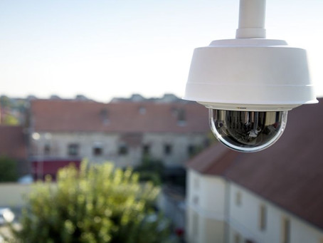 Security cameras installations for homes and businesses