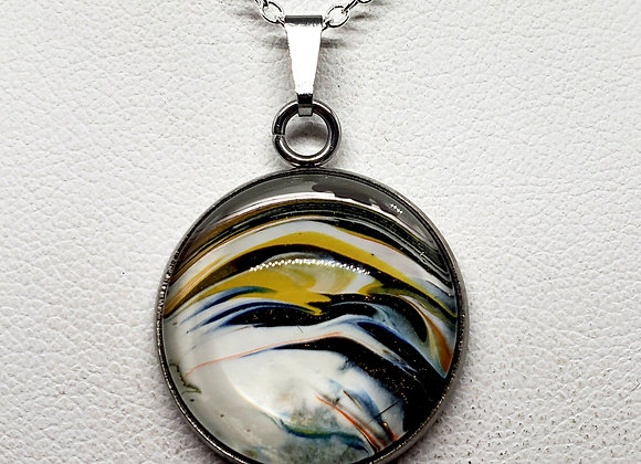 Small Simple Pendant Necklace