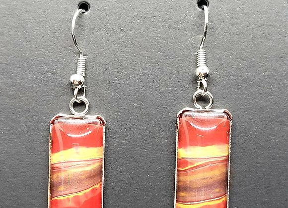 Chiefs Spirit Dangle Earrings