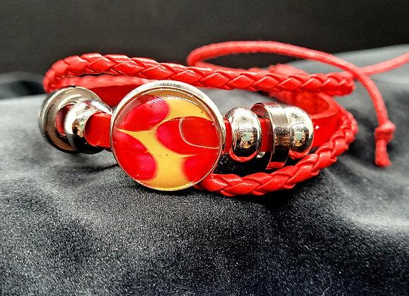 Leather Multi-Layer Chiefs Spirit Bracelet