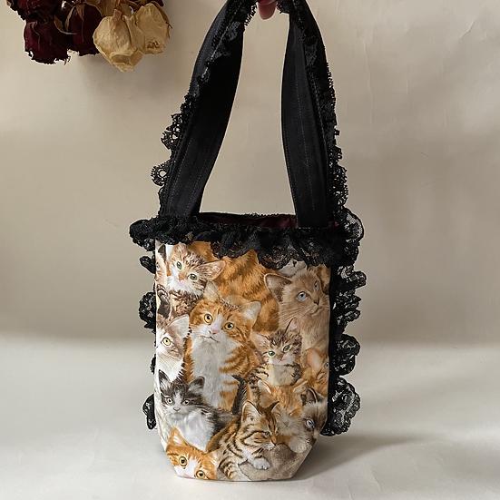 Sample - Tabby Cat Bag