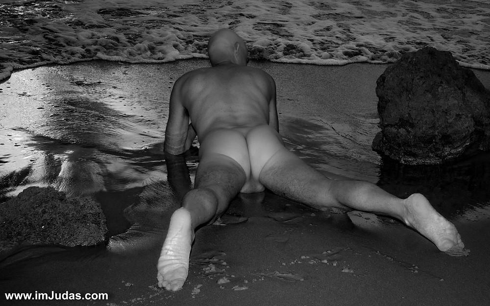 That's my favorite beach posture.
