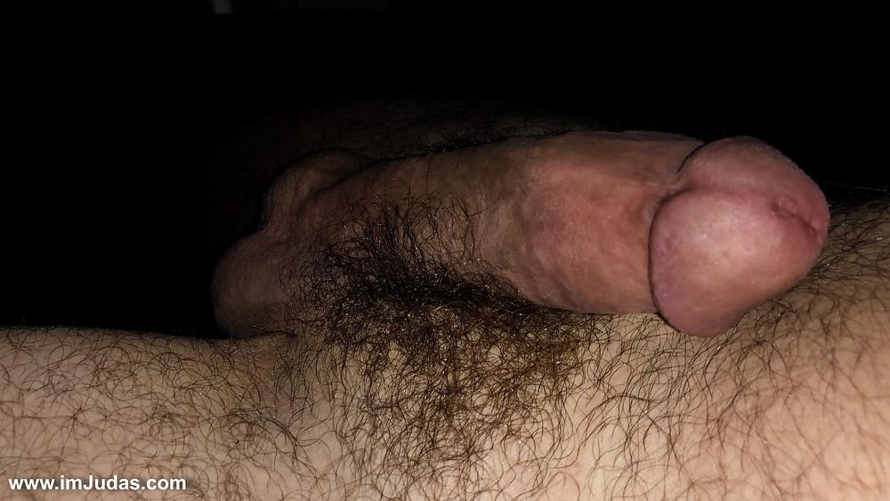 My erected cock