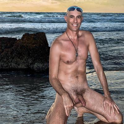 The Nude Beach