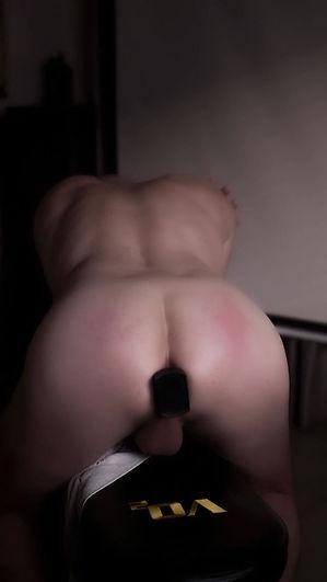 A video demonstrating me enjoying my anal vibrator