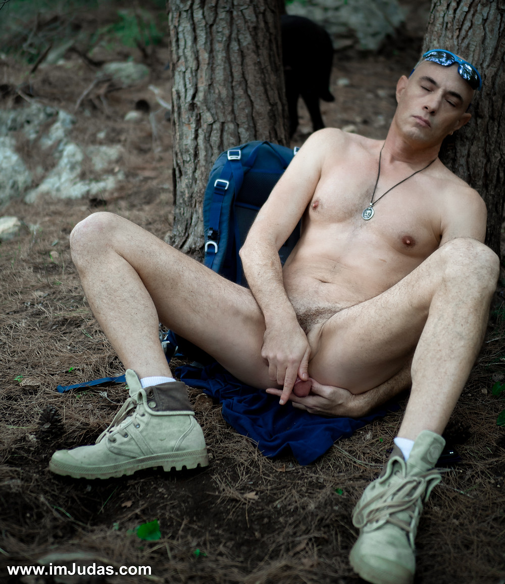 I'm often naked in this beautiful forest.