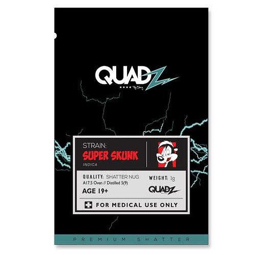 Quadz Shatter
