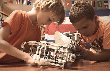 LEGO Robotics Team