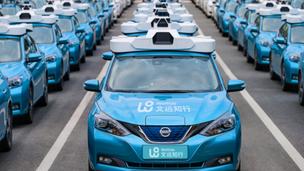 Renault-Nissan se alían con WeRide, Start-up de autonomía en China