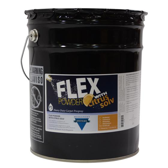 Flex w/Citrus Solv