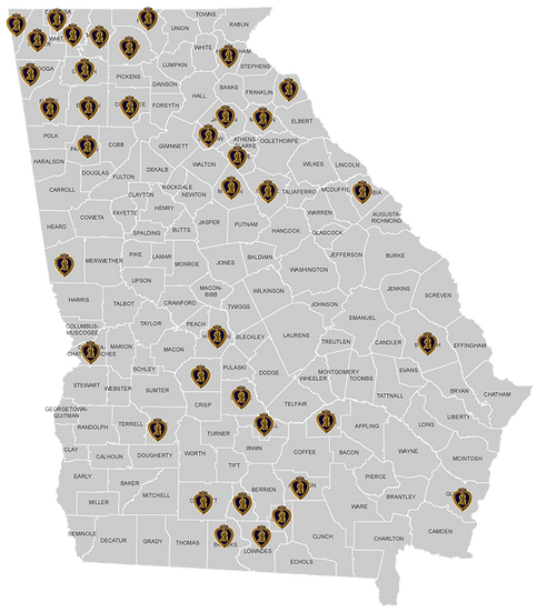 Georgia PH County Map.png