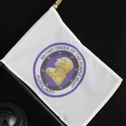 MOPHA Desk Flag
