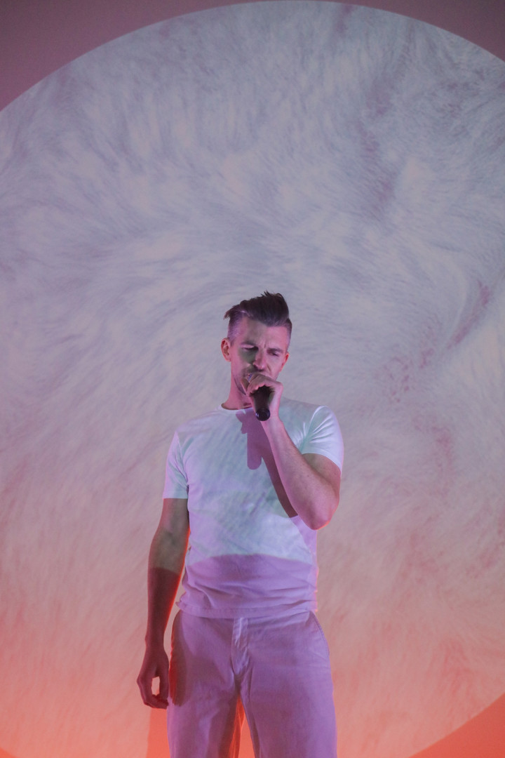 'Baby' release show, Human Resources LA 2018