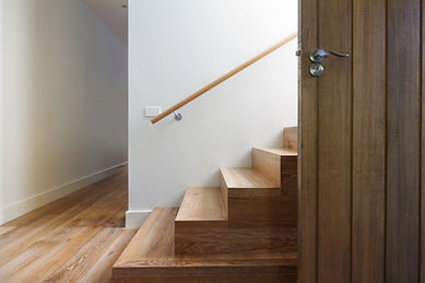 Wooden Stairs and flooring