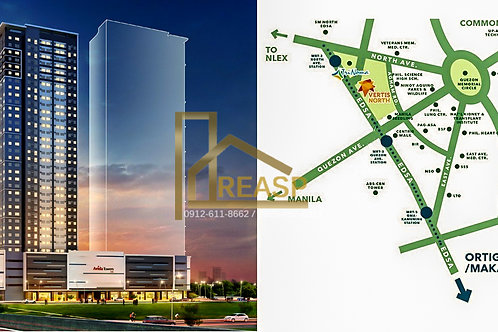 Vertis North, Avida Towers Sola by AYALA LAND