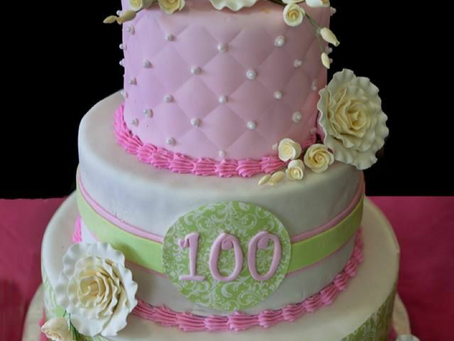 Jubiläumsfest zum 100. Geburtstag