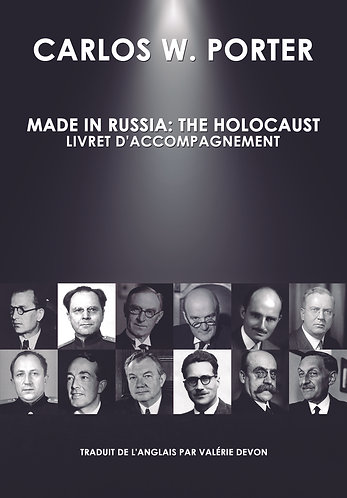 Made in Russia : the Holocaust (livret d'accompagnement vidéo)